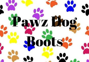 Pawz Waterproof Dog Boots